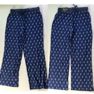 Natural Reflections Bouquet Jogger Pajama Pants